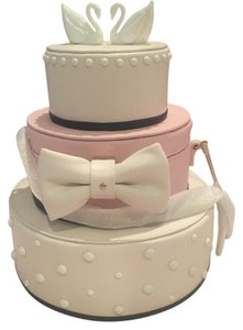 Kate Spade Satchel in Pink White