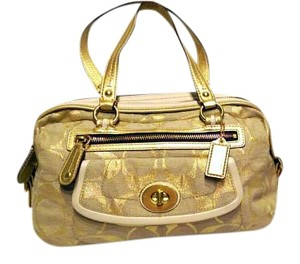Coach Signature Carryall Shoulder Bag