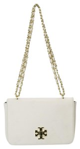 Tory Burch Tb Gold Hardware Chain Strap Shoulder Bag