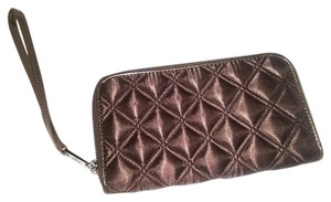 Marc by Marc Jacobs Marc Jacobs New Quilted Satin Wallet Wristlet