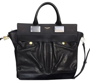 Rag & Bone Satchel in Black