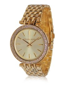 Michael Kors BRAND NEW WOMENS MICHAEL KORS (MK3191) DARCI GOLD TONE MESH WATCH