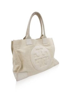 Tory Burch Tote in Cream