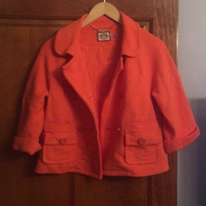 Juicy Couture Orange Jacket