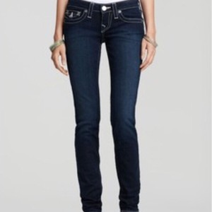 True Religion Skinny Fall Denim Skinny Jeans