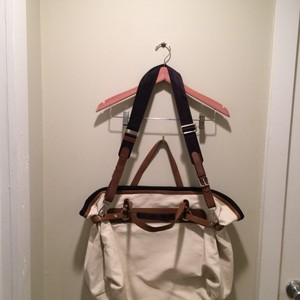 Marni Ivory Travel Bag