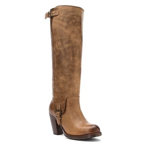 Ariat Vintage Leather Knee High Crushed Stone Boots