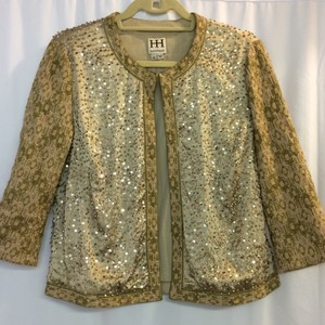 Haute Hippie Tan Jacket