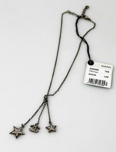 Chanel Chanel Star Necklace M252-13 B283