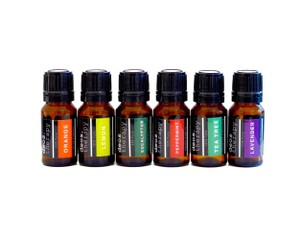 Other Deos Aromatherapy 100% Essential 6 Pack Aroma Therapy Pack