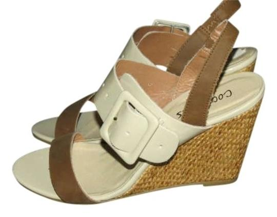 Preload https://img-static.tradesy.com/item/200413/coconuts-beige-and-brown-wedges-size-us-8-0-0-540-540.jpg