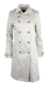 Cole Haan Khaki Trench Coat