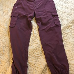 Under Armour Athletic Pants Eggplant