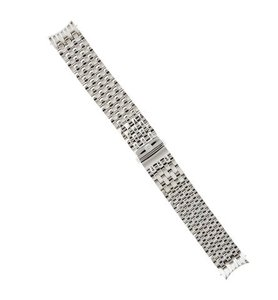 Michele NWT Michele Stainless Steel Watch Bracelet 18mm for Serein Watch Case