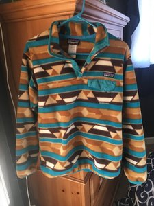 Patagonia Fleece Pullover Sweater