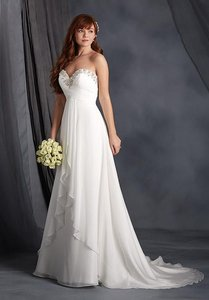 Alfred Angelo 2564 Wedding Dress
