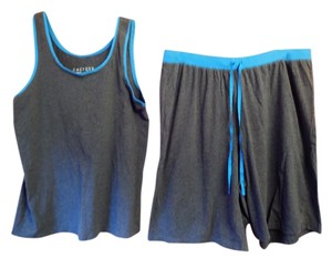 Cacique 2 Piece Tank and Shorts Sleepwear
