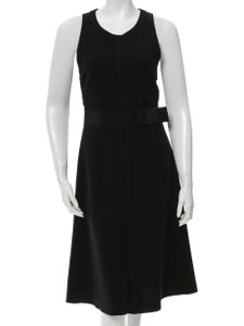 Prada Classic Wool Chic A-line Dress