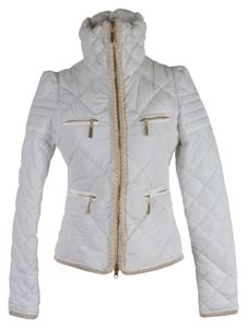 Just Cavalli Parka Motorcycle Jacket