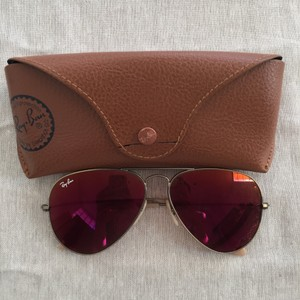 Ray-Ban Flash Aviators