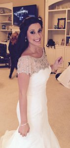 Cristiano Lucci Wedding Dress