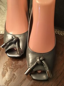 Other Silver or grey Wedges