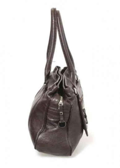 Marc by Marc Jacobs Leather Purse Tote in Brown
