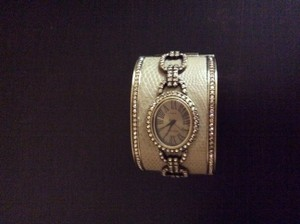 Heidi Daus Cuff watch