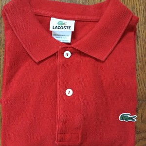 Men's Medium Lacoste Polo Shirt (size 5) .