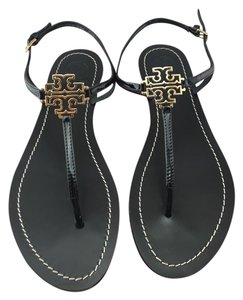 Tory Burch Melinda Sandal Black Sandals