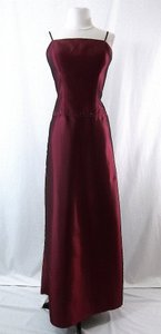 Venus Bridal Burgundy Style D402 Dress