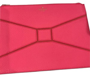 Kate Spade Pink Clutch