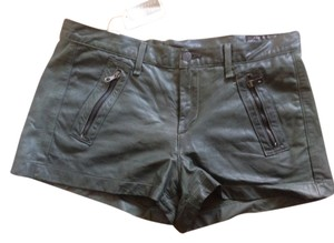 Rag & Bone Mini/Short Shorts dark green