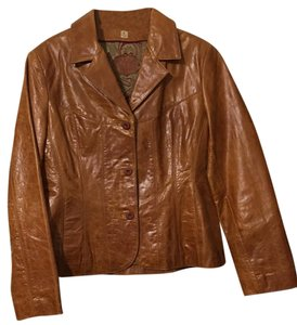 Wilsons Leather Leather brown Leather Jacket