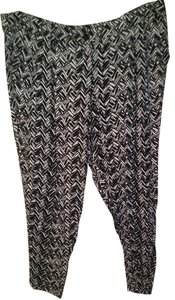 Forever 21 Patterned Plus-size Pants
