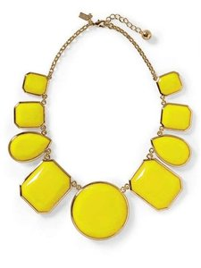 Kate Spade Kate Spade Swirl Around Necklace NWT Modern Chic with Mod 60's Flair!