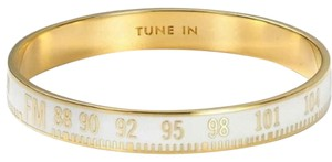 Kate Spade Kate Spade Tuned In Bangle Bracelet NWT AM FM Radio Band! So Witty