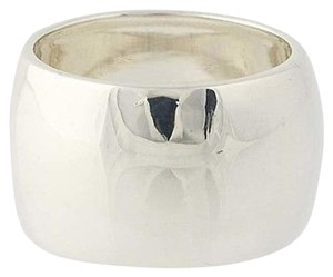 Silpada Silpada Statement Ring - Sterling Silver Wide Band R0891
