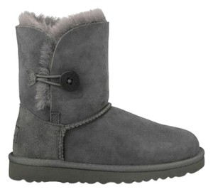 UGG Australia Winter Warm Comfy Grey Boots