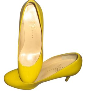 Ivanka Trump Yellow Pumps