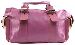 Hype Satchel in Purple