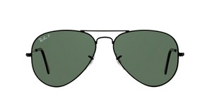 Ray-Ban RB 3025 002/58 BLACK POLARIZED RAY BAN AVIATOR