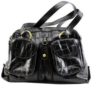 Micheal Rome Satchel in Leather