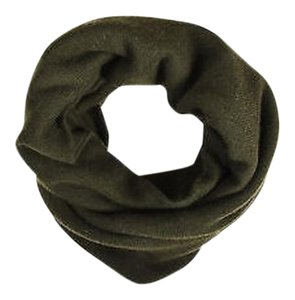 Ralph Lauren Black Label Ralph Lauren Black Label Green Cashmere Knit Snood Scarf