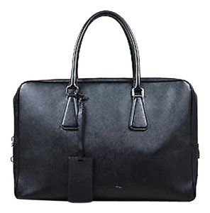 Prada Saffiano Leather Briefcase Laptop Bag