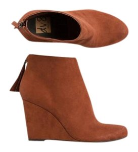 DV8 by Dolce Vita Wedge Fall Brown Boots