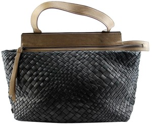 Falor Woven Shoulder Bag