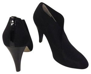 Banana Republic Black Platforms