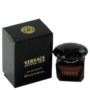Versace CRYSTAL NOIR by VERSACE ~ Women's Mini EDT .17 oz