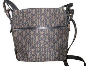 Fossil Shoulder Organizer Cross Body Bag